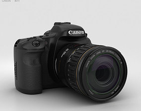 Canon EOS 7D 3D model