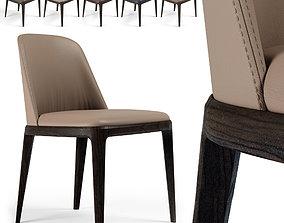 3D Chairs poliform grace