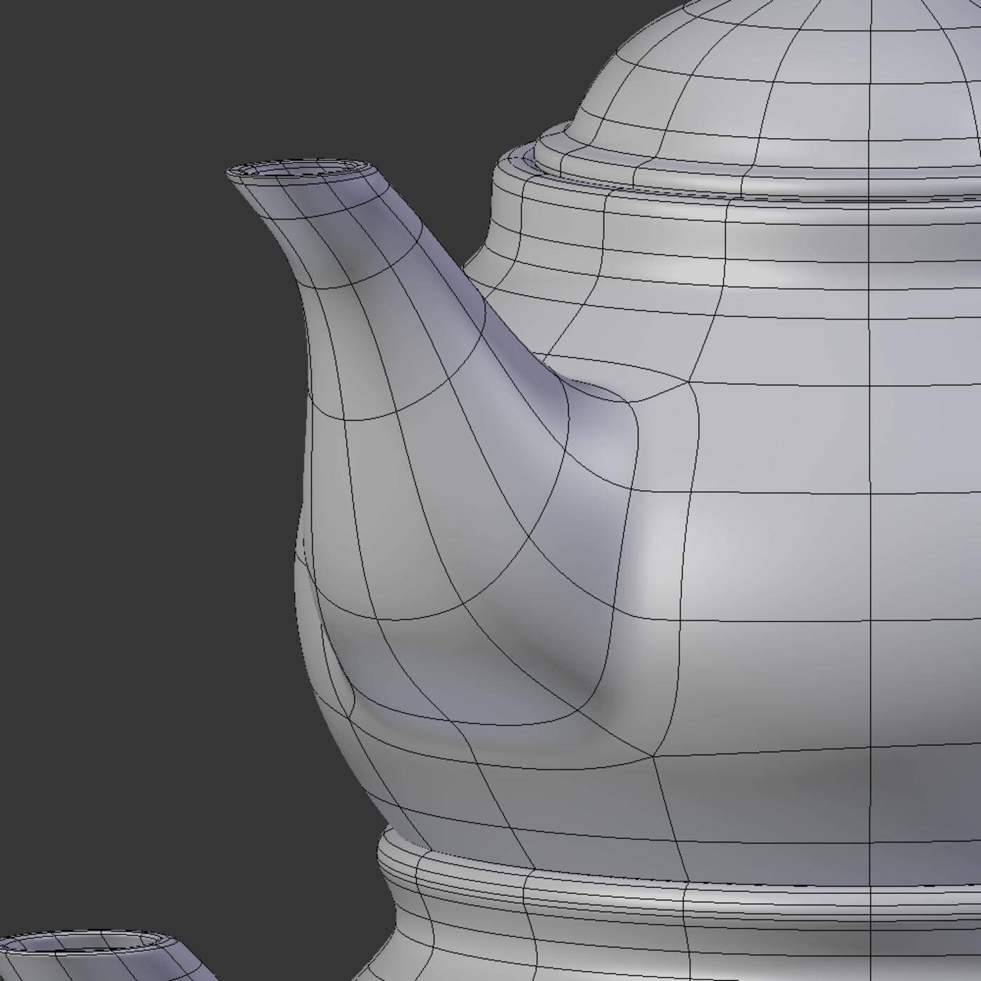 Teapot Ceramic