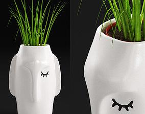 3D model Amenna vase