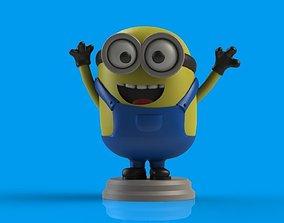printable 3D printable model Minion Bob
