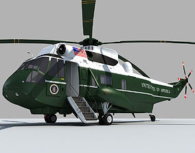realisticmarine Marine One VH-3D Sea King