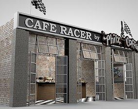 Speedway Cafe 3D model