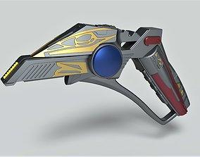 3D print model Hirogen Energy Pistol from Star Trek