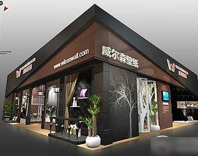 Exhibition - Area - 15X15-3DMAX2009-06