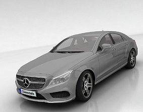 3D model Mercedes Benz CLS Coupe