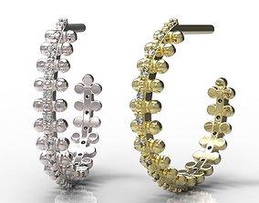 3D printable model Earrings 70-2