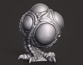 3D printable model Alien Egg Miniature fantasy