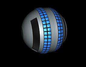 Planetary Bot Mine 3D model