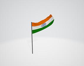3D print model INDIAN FLAG