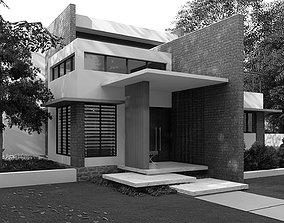 Modern House house clean 3D