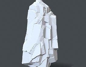 rock 2 3D print model