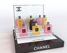 3D asset CHANEL FRAGANCE KIT 1