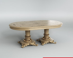 Angelo Cappellini table 3D
