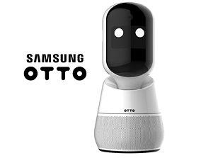 Robot Samsung Otto 3D model
