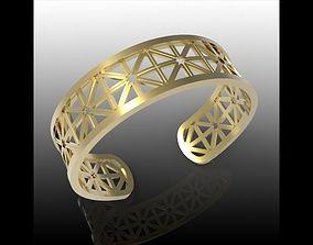 original bracelet 3D print model