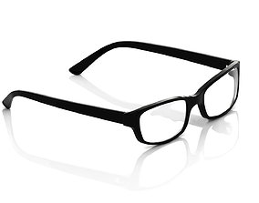 Eyeglasses for Men and Women 3D printable model clothing