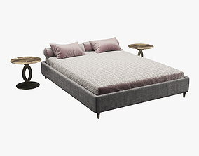 Photorealistic Bed 017 3D