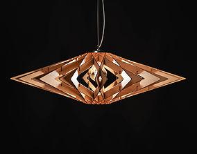 3D Suspension lamp Impuls