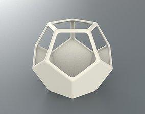 3D print model Dodecahedron Terrarium