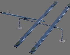 Seesaw 1B 3D model