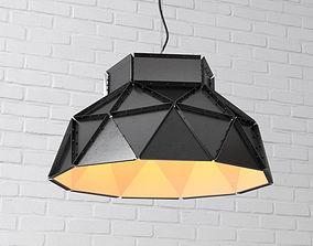 3D model lamp 01 am158