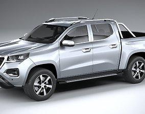3D Peugeot Landtrek 2021