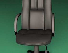 3D model Office Chair seat