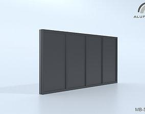 3D Aluprof MB-SE75 001 M-0315