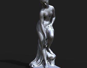 Bather also called Venus 3D printable model