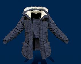 Jacket 3 3D asset