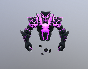 Shadow Spirit Elemental 3D model