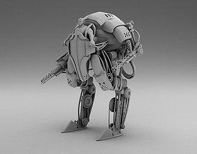 Robot - the traitor 3D print model
