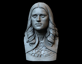 Yennefer of Vengerberg from The Witcher 3D printable model