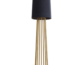 3D model Holmes floor lamp by LaLume