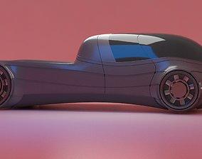 Future Car 28 3D