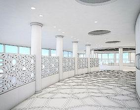 3D model Restaraunt Interior