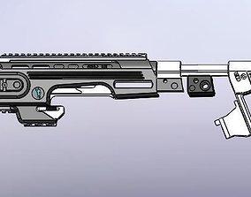 Glock Conversion Kit 3D printable model