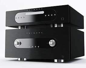 3D Stereo Tuner Cd Player