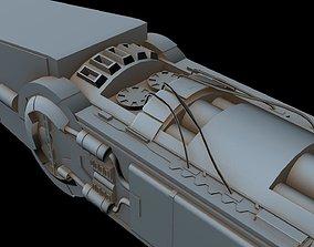 Starship part 50 3D