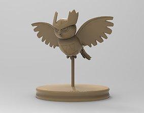 3D print model Pokemon NOCTOWL Figurine