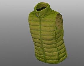 VR / AR ready Vest 3D model