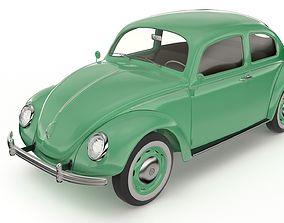 Volkswagen Beetle 1938 3D model