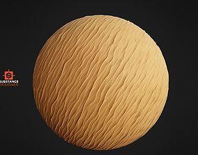 Sand Material 3D asset