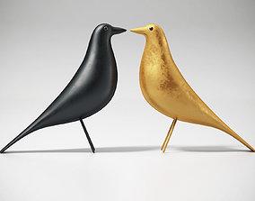 Eames House Bird 3D model