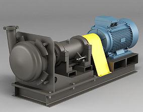 3D model Pump Sand