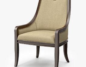 Century Matlock Chair 3D asset