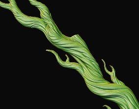 3D print model Beautiful Stylized Tree Trunk Detailed