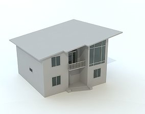 House for 3D print