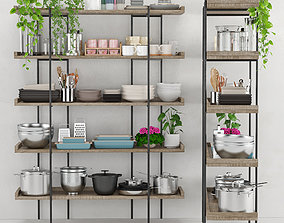3D Kitchenware and Tableware 26